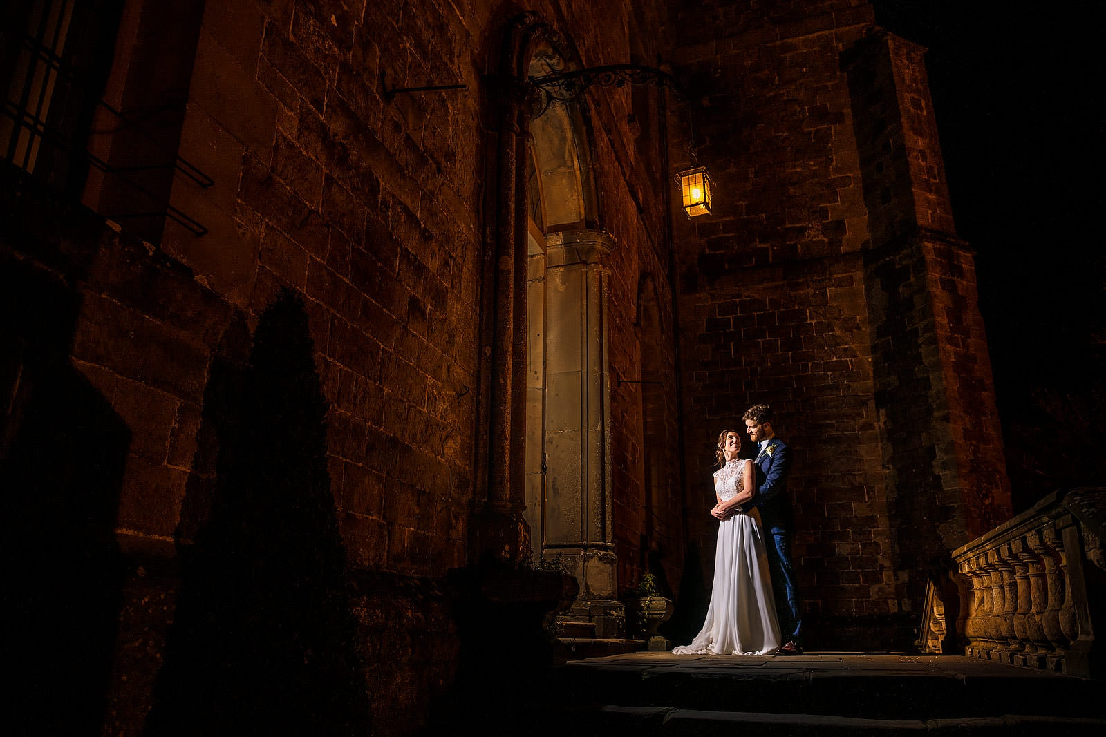 Clearwell Castle Wedding photographer
