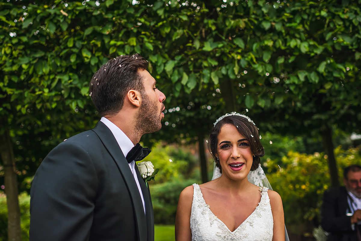 Braxted Park wedding