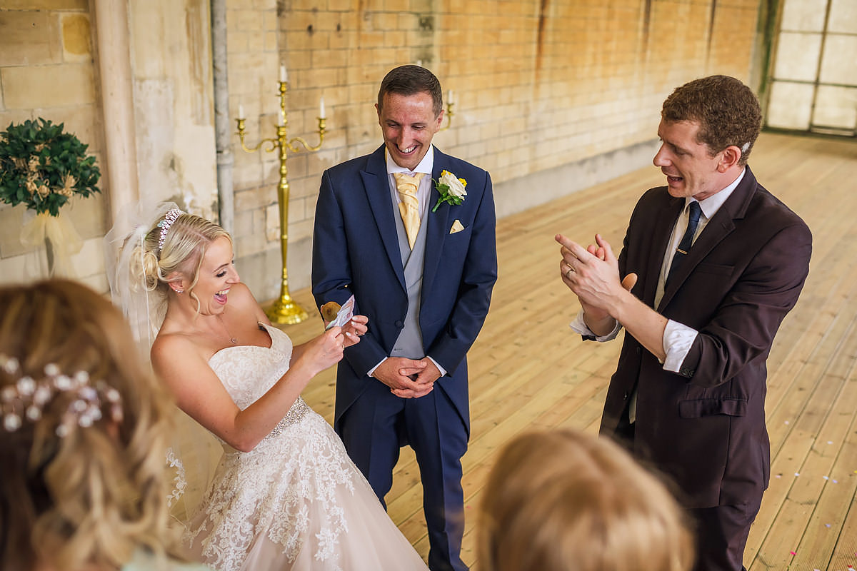 Grittleton House wedding in the Cotswolds