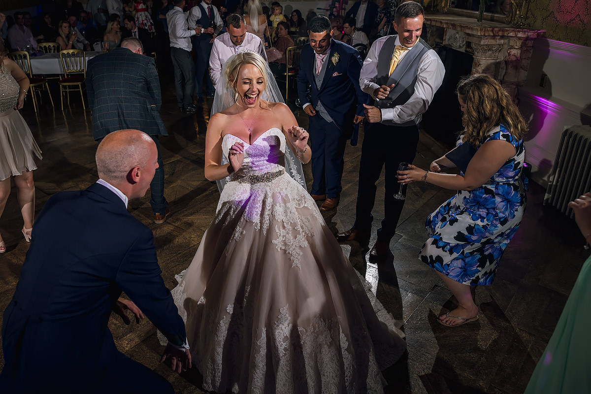 Grittleton House wedding