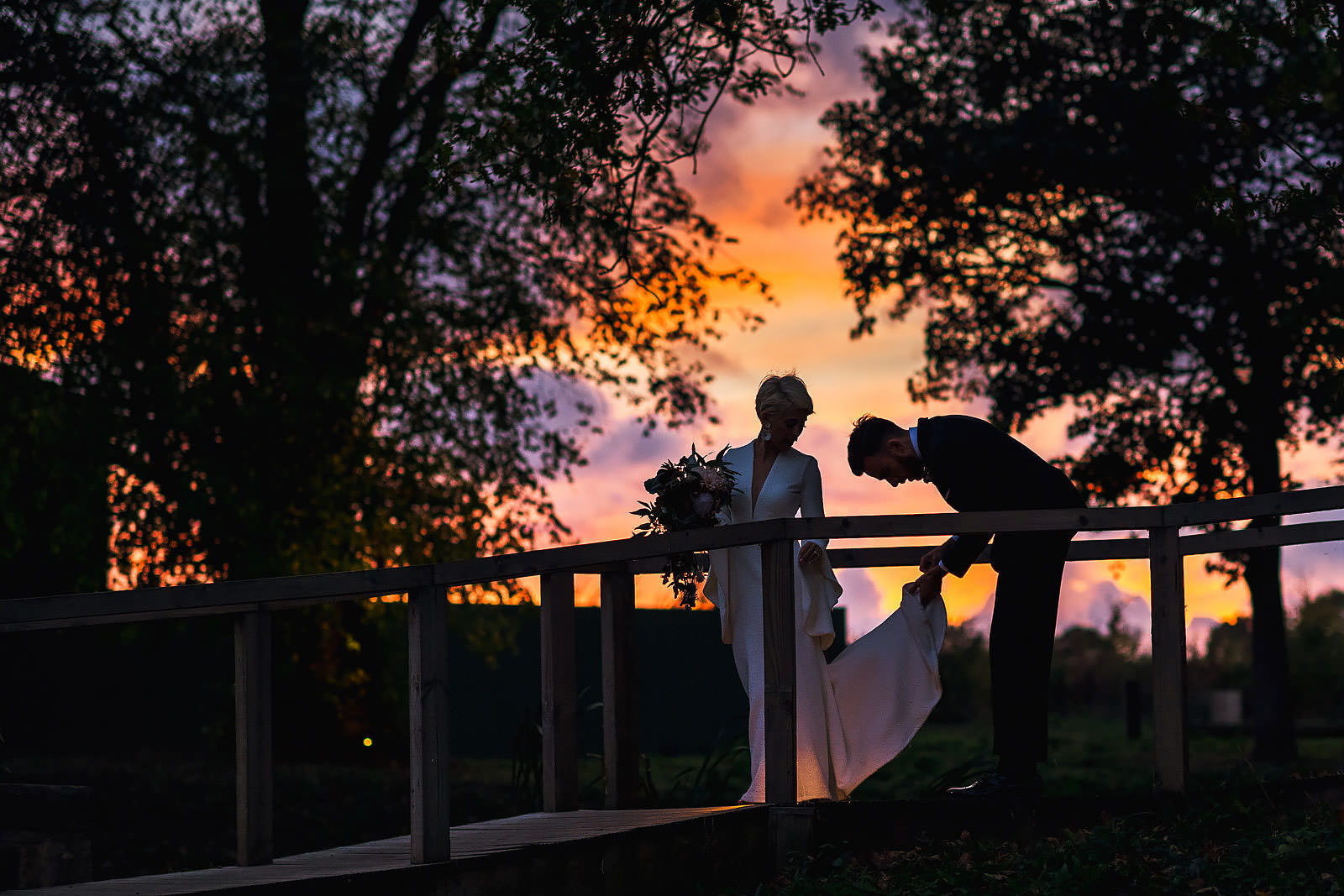 Soho Farmhouse wedding