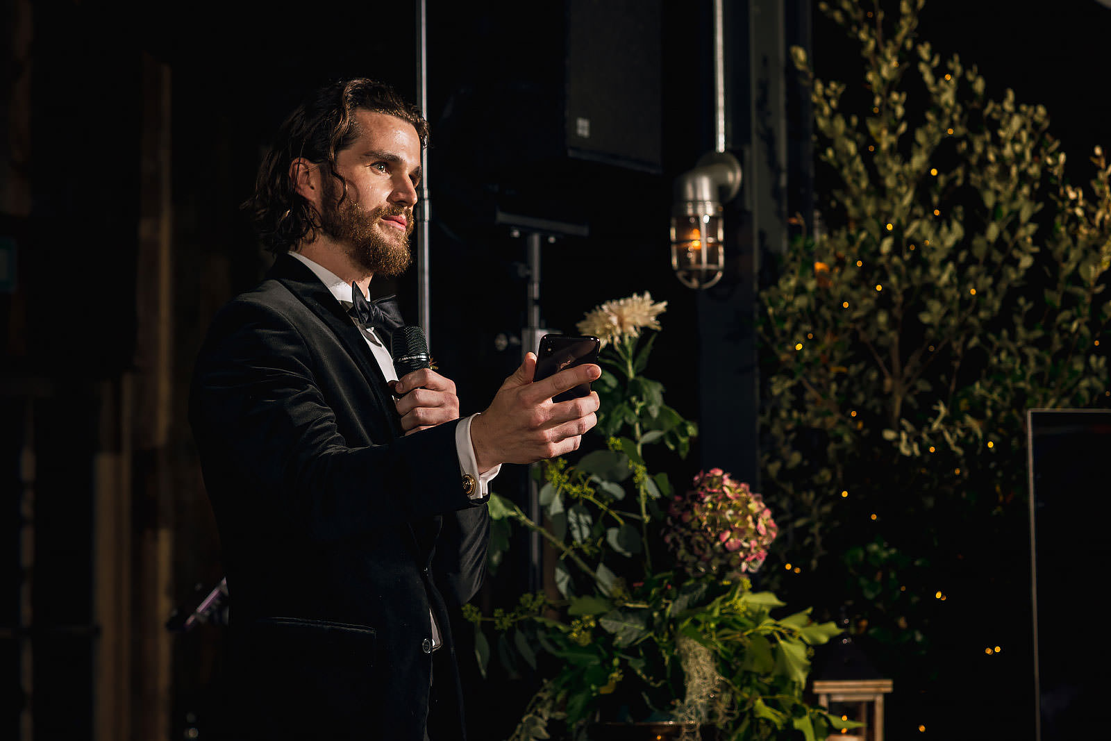 Best man speech at Soho Farmhouse
