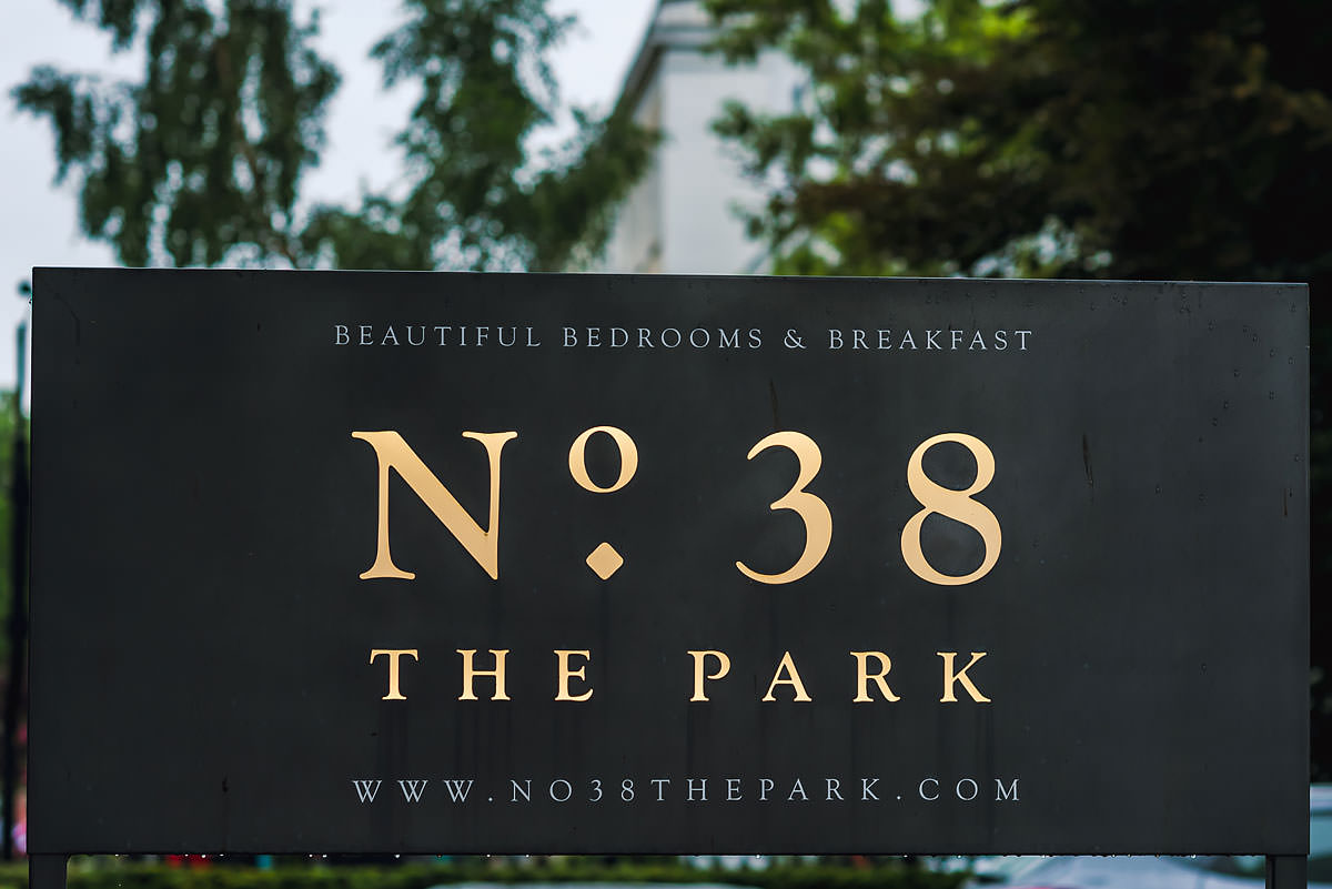 No 38 the Park in Cheltenham