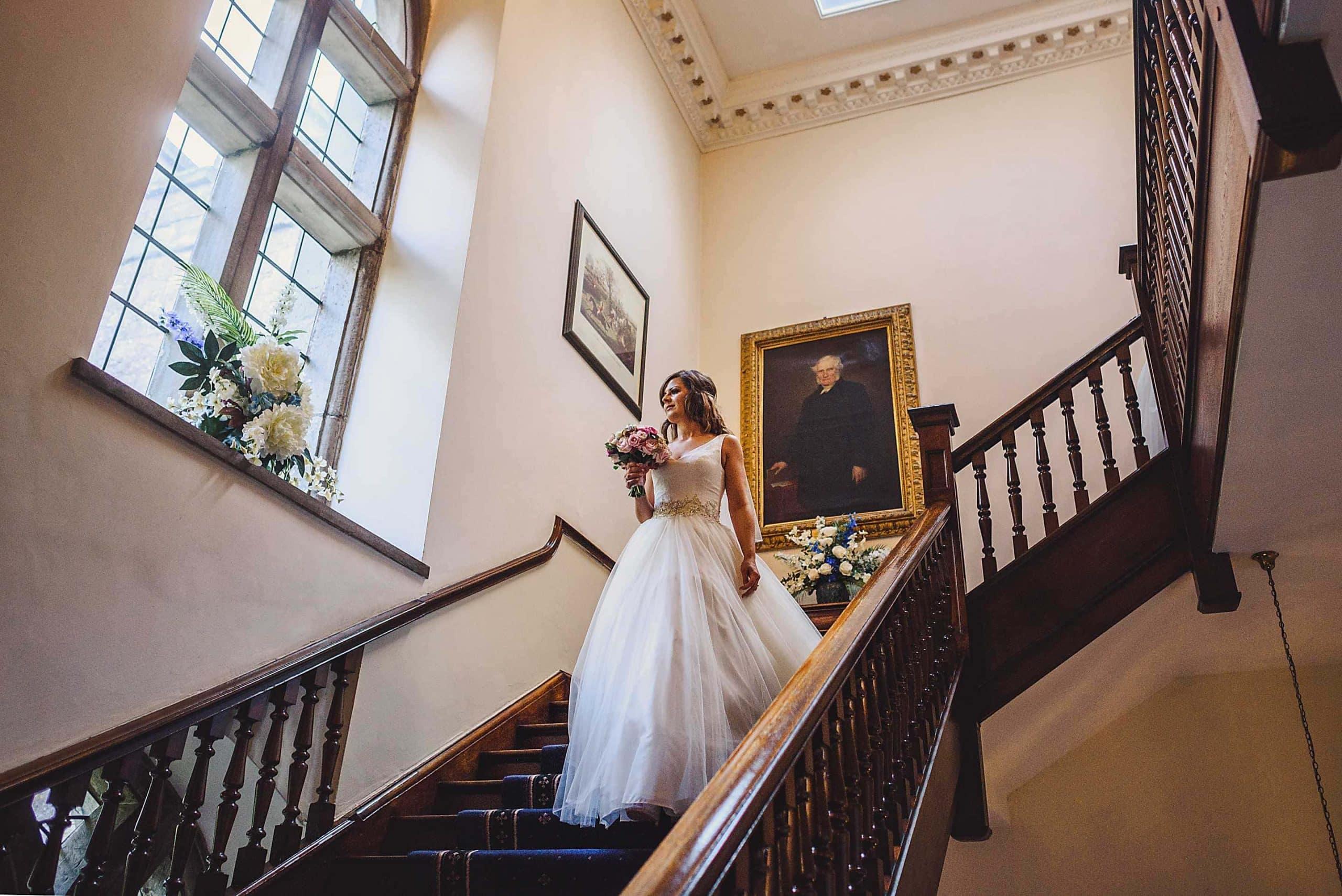 Clearwell Castle Wedding