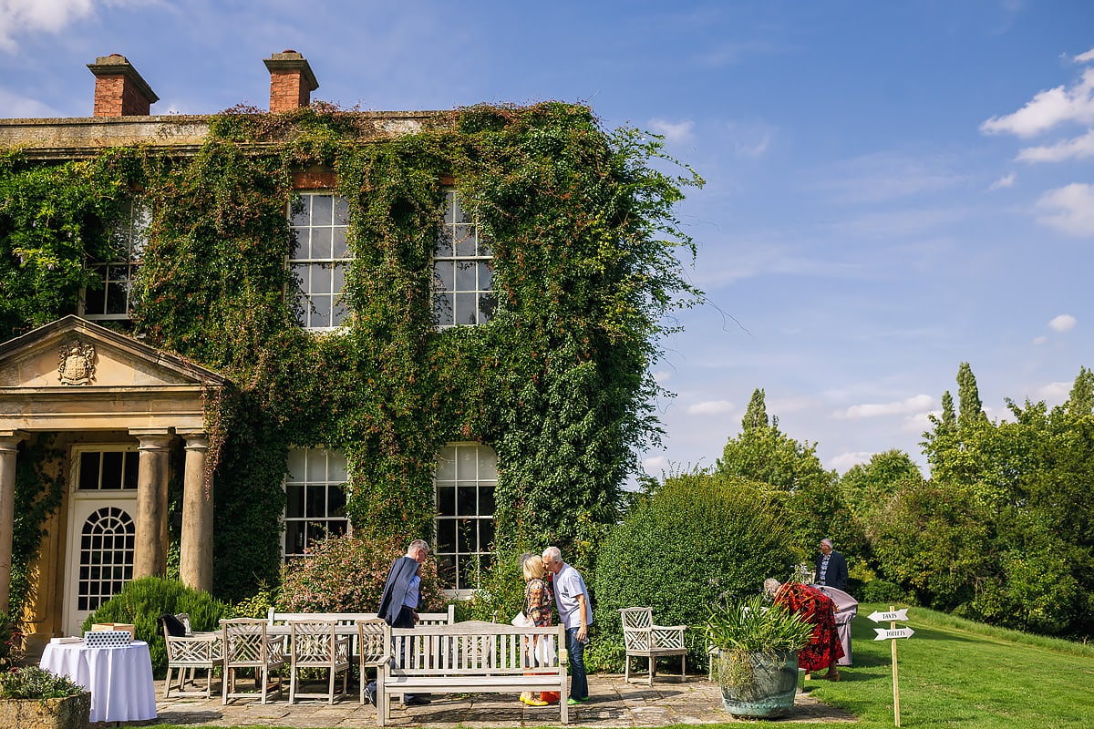 Norton Hall is the best Cotswolds wedding  venue