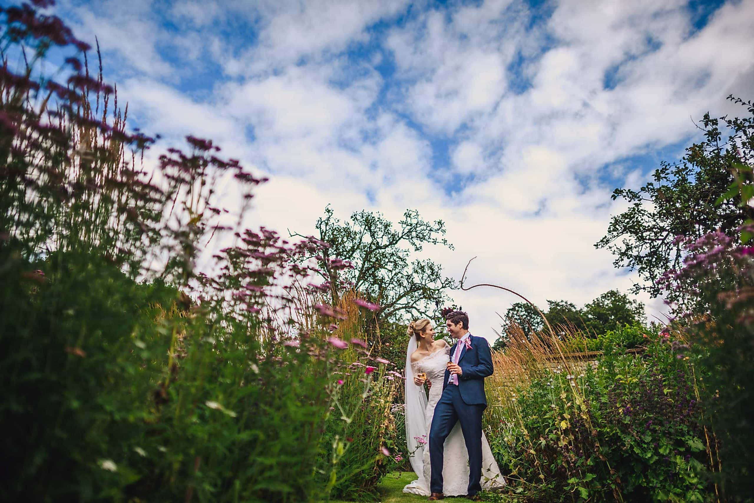 Temple Guiting Manor Wedding
