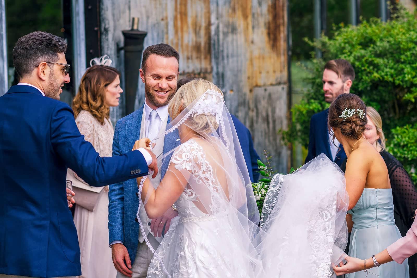 Stone Barn Cotswolds weddings