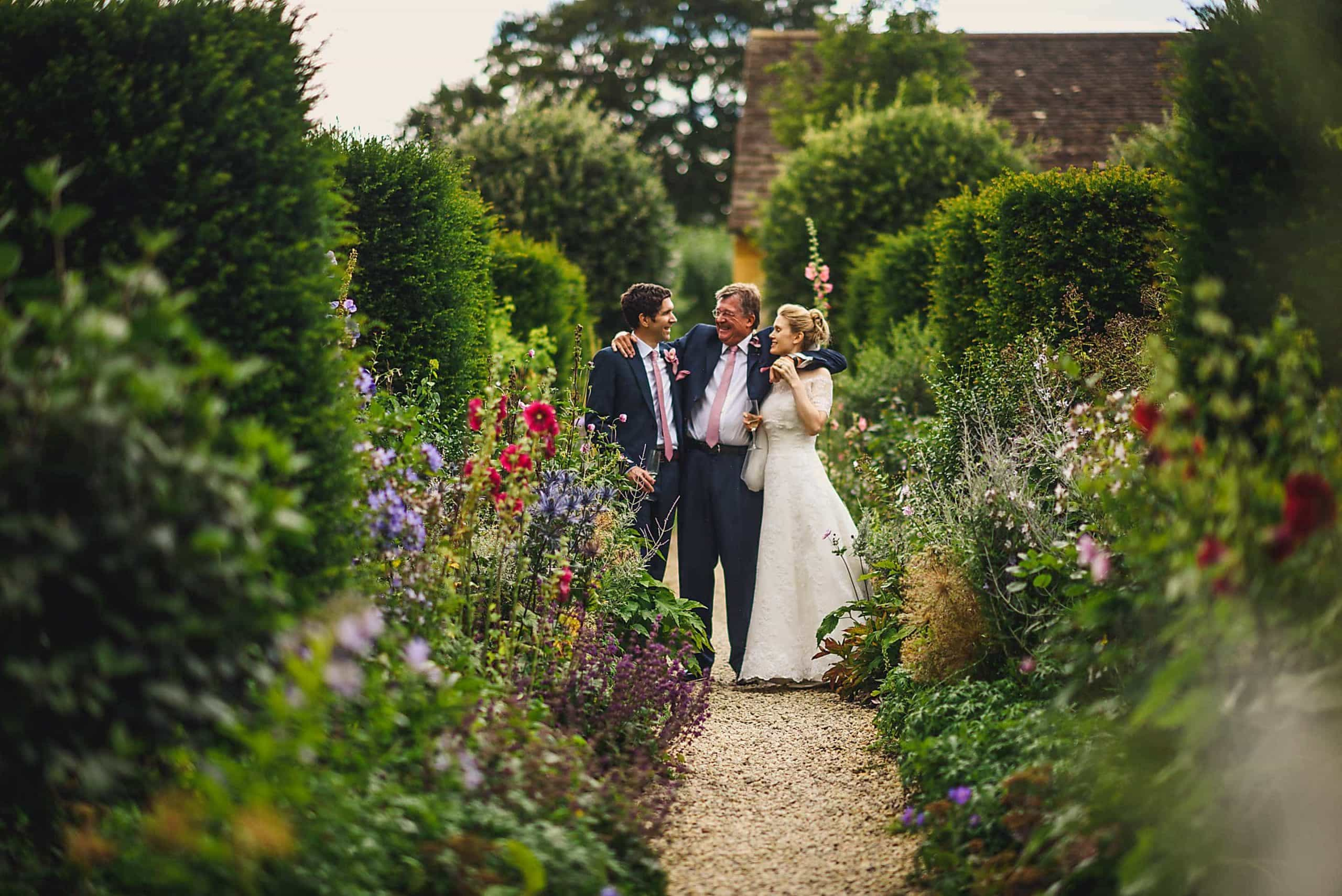 Temple Guiting Manor Wedding photography