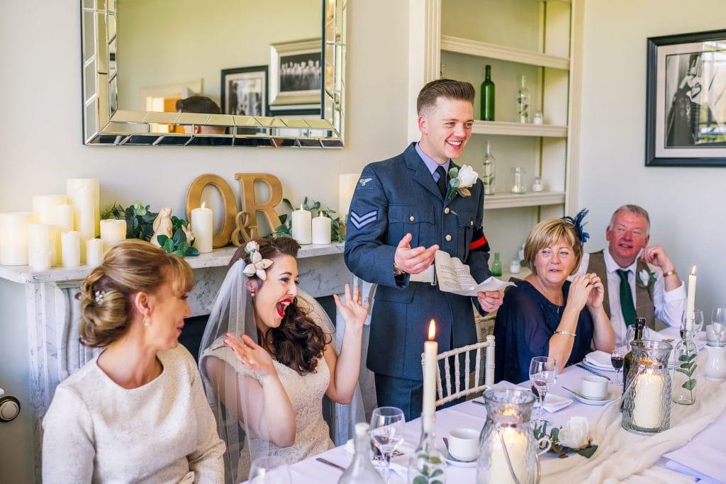 Wedding photographer based in Bath