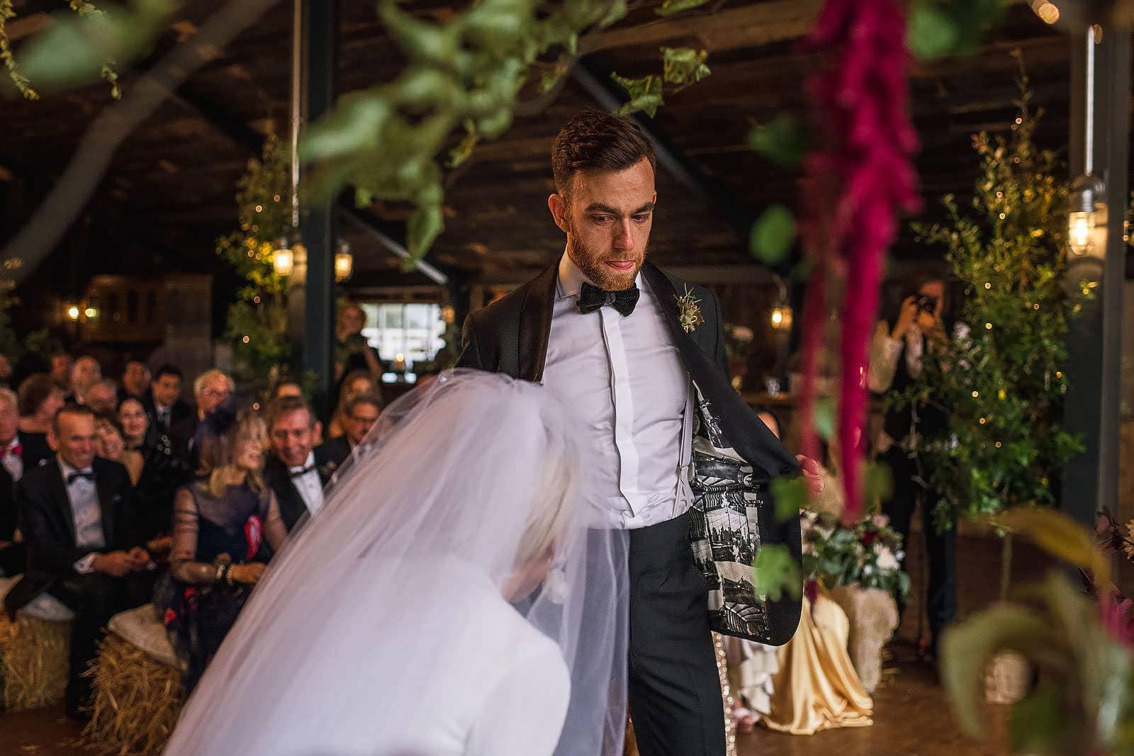 Soho Farmhouse wedding day