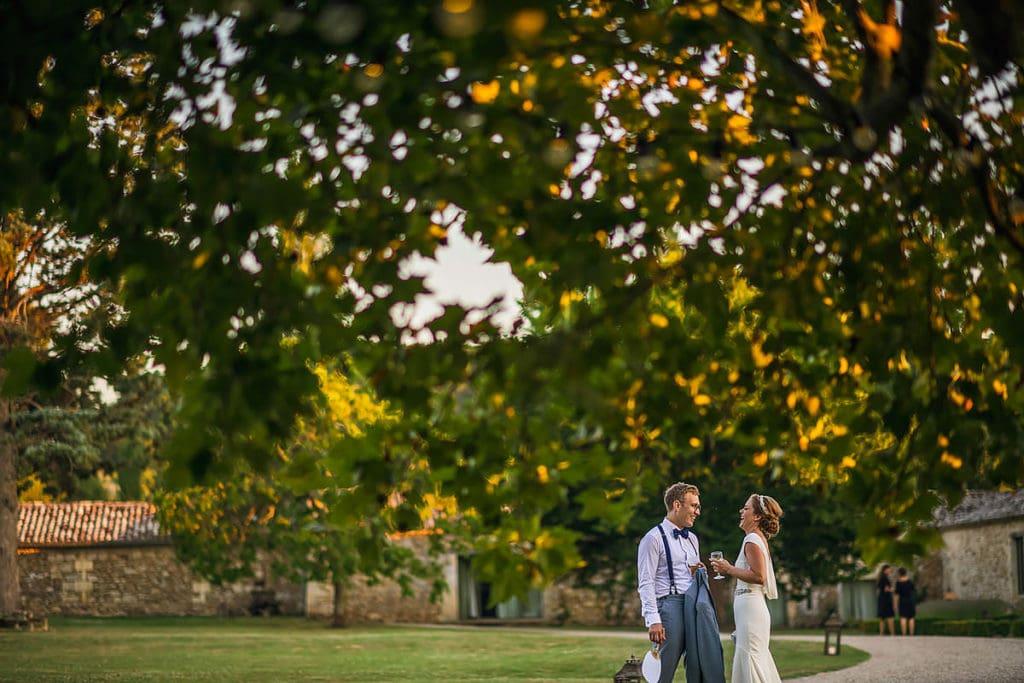 Chateau Rigaud Wedding Bordeaux