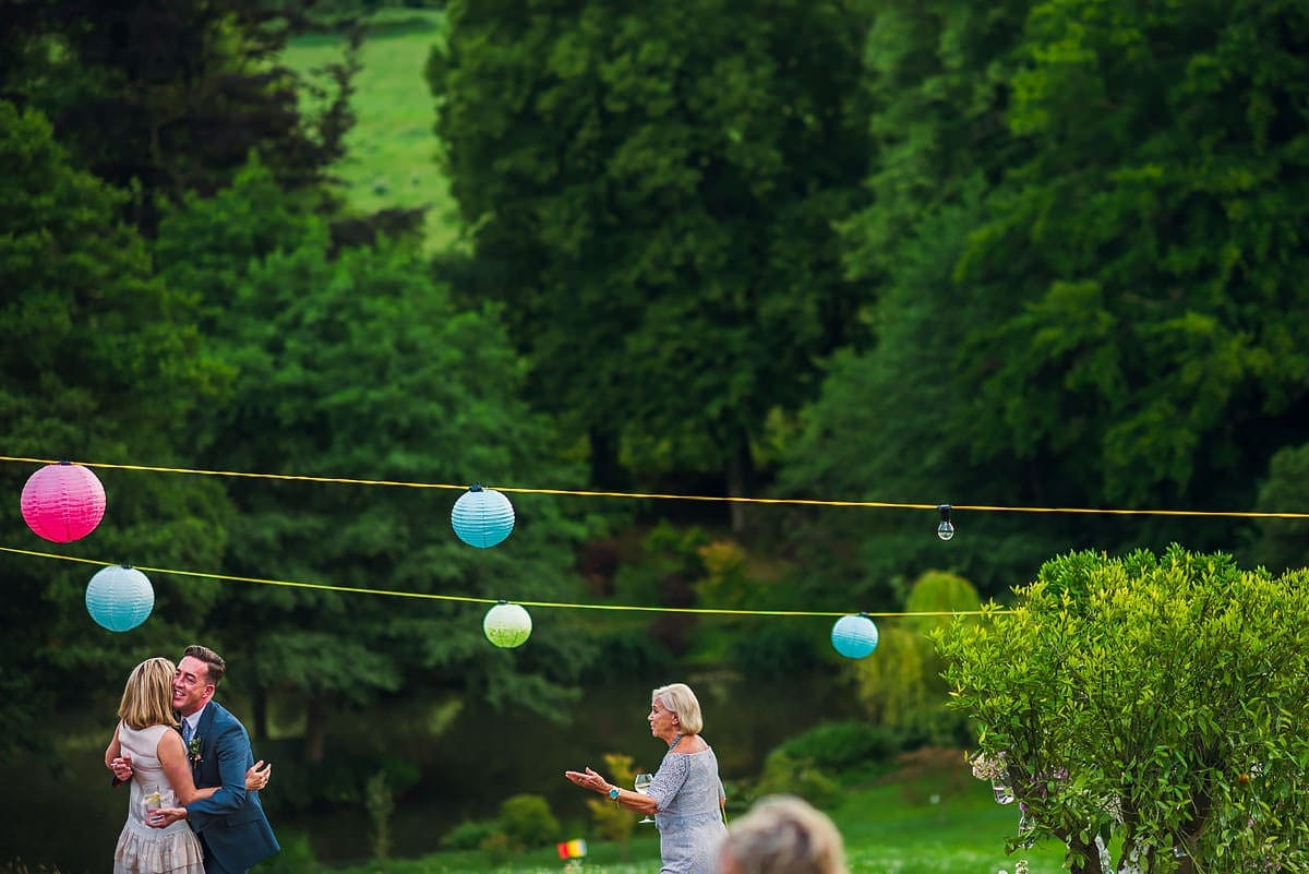 Dowdeswell Court Cotswolds wedding