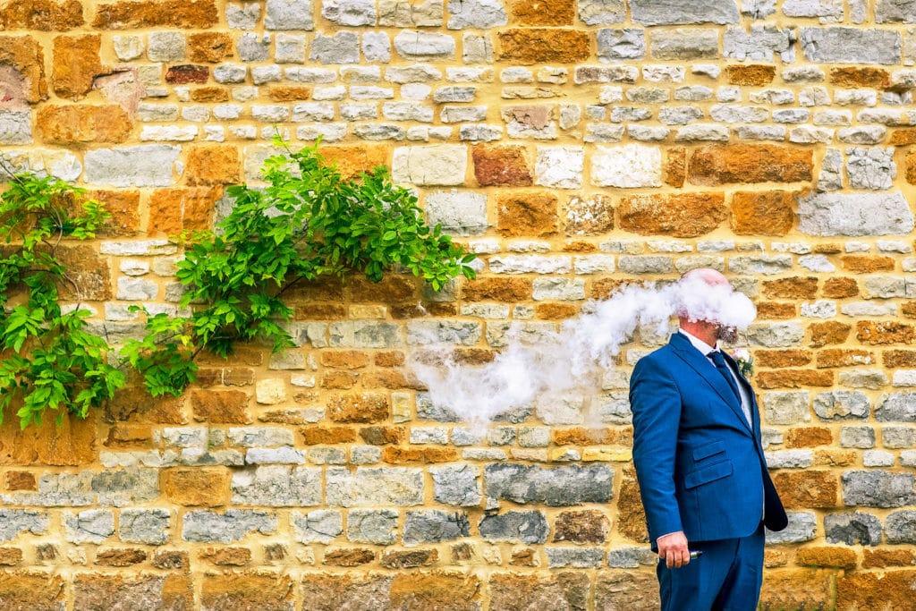 Captured moment by destination wedding photographer Dan Morris