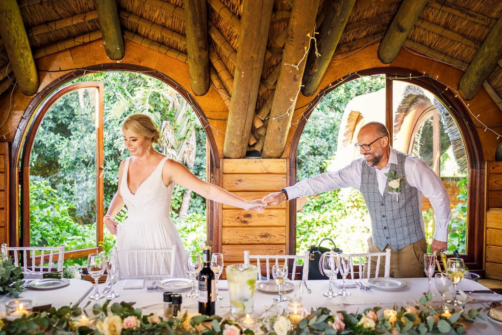 Monkey Valley Resort Cape Town Wedding