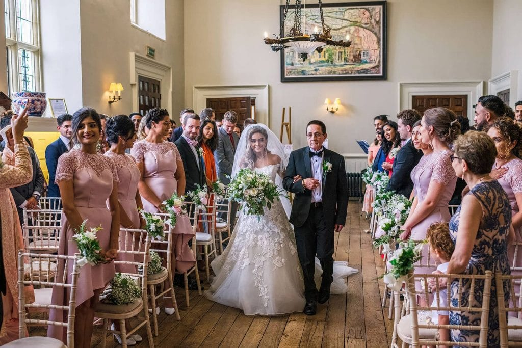 Elmore Court Cotswolds Wedding