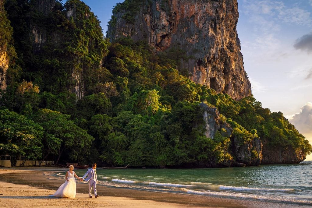 Krabi wedding photography