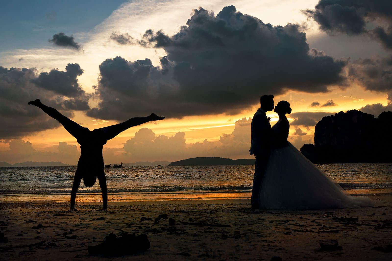 Rayavadee Krabi wedding photography