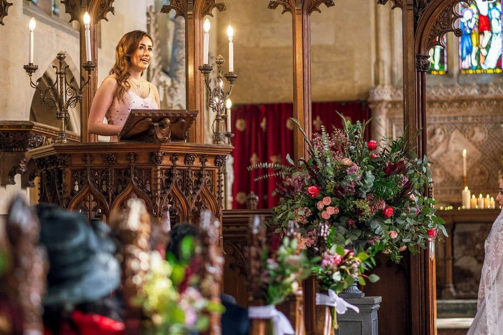 Sudeley Castle Cotswolds wedding