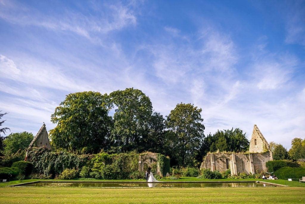 Sudeley Castle wedding photographed by Dan Morris