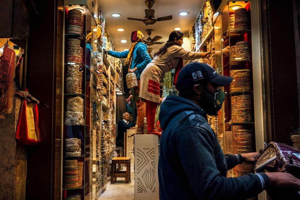 Old Delhi street photography