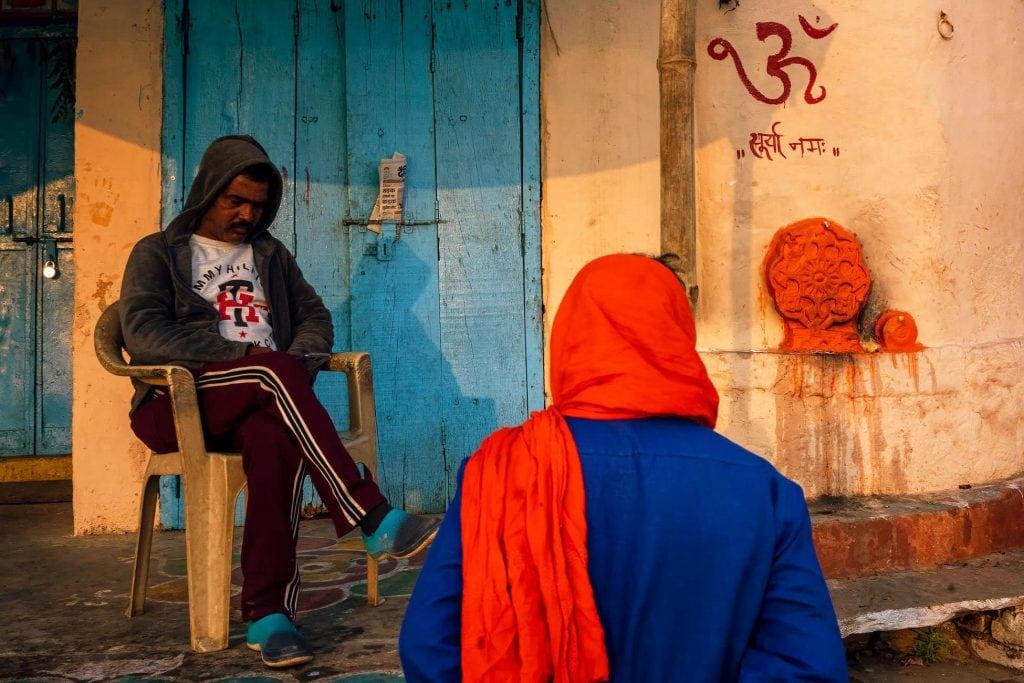 Dan Morris street photographer