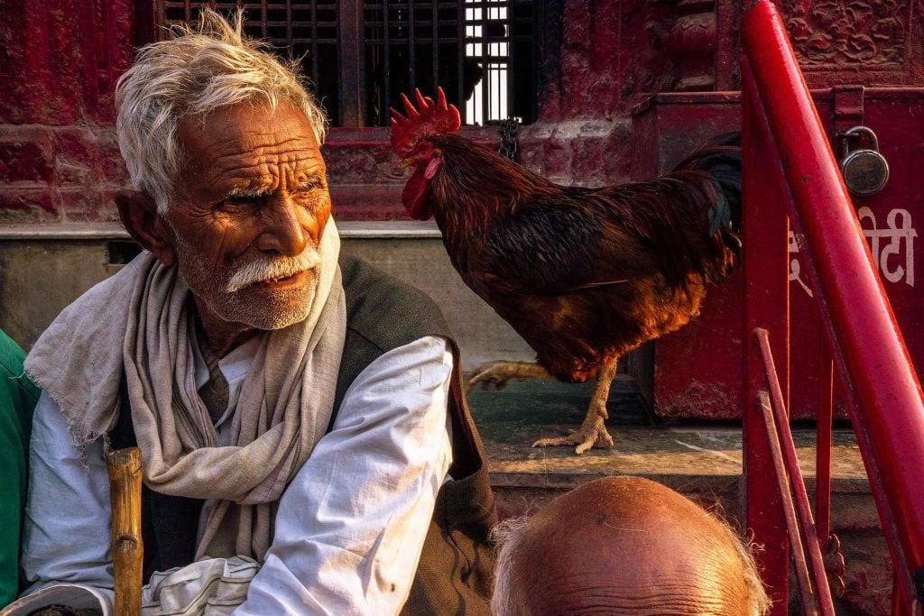 Varanasi India Street Photographer