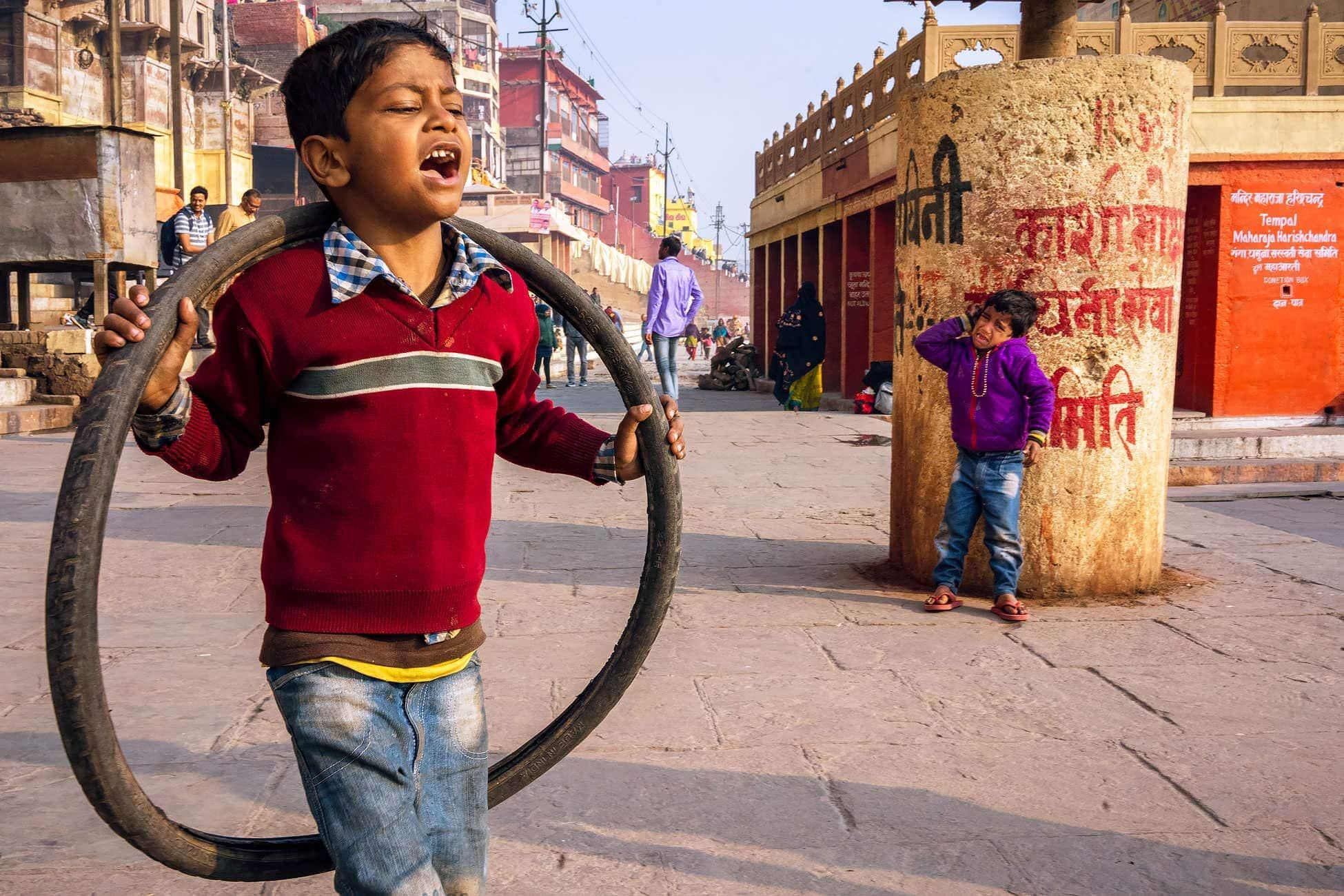Varanasi street photography