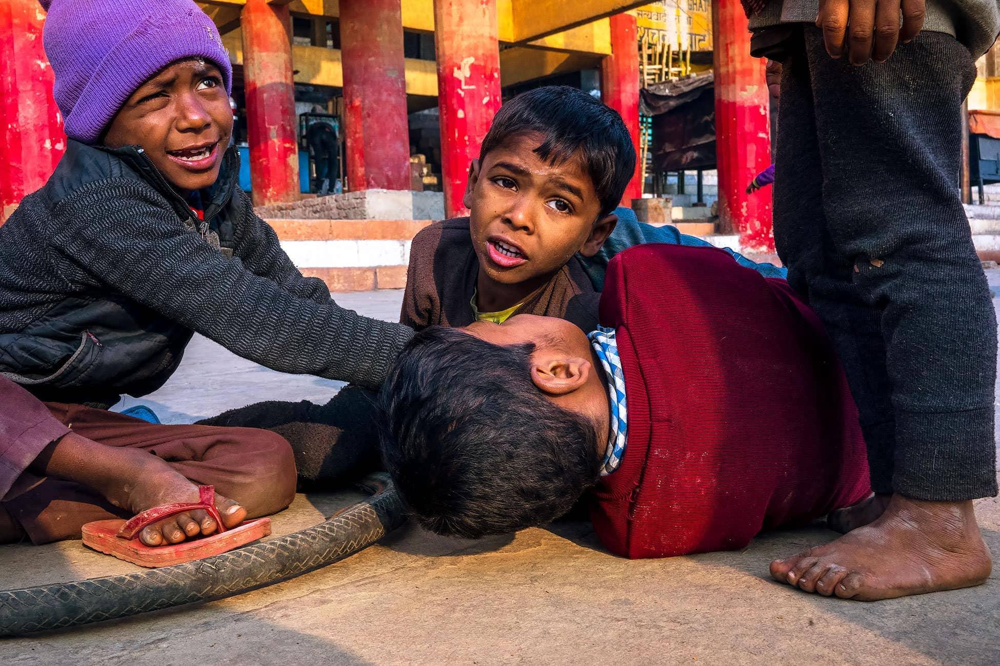 India street photography