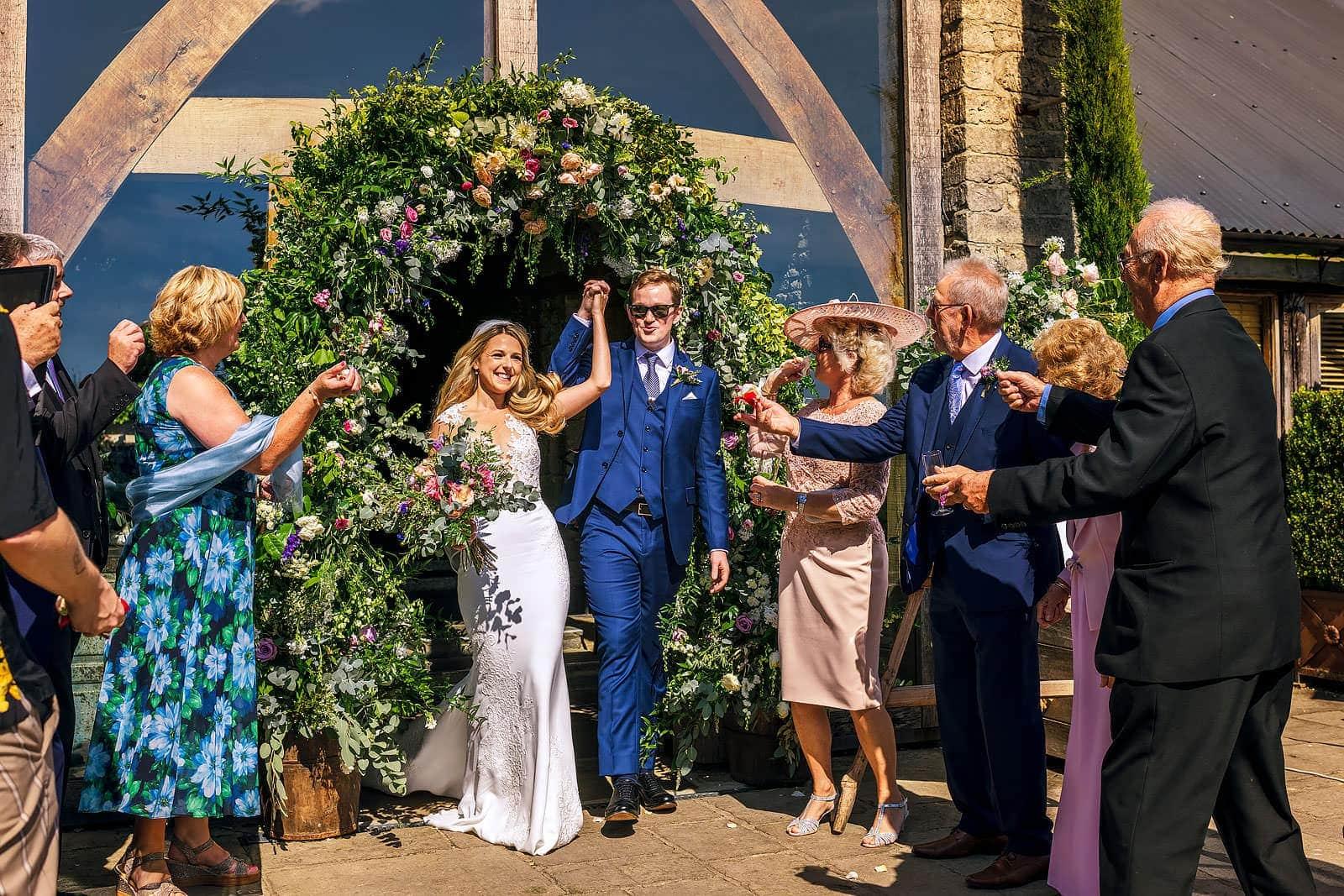 Cripps Barn wedding photographer Dan Morris