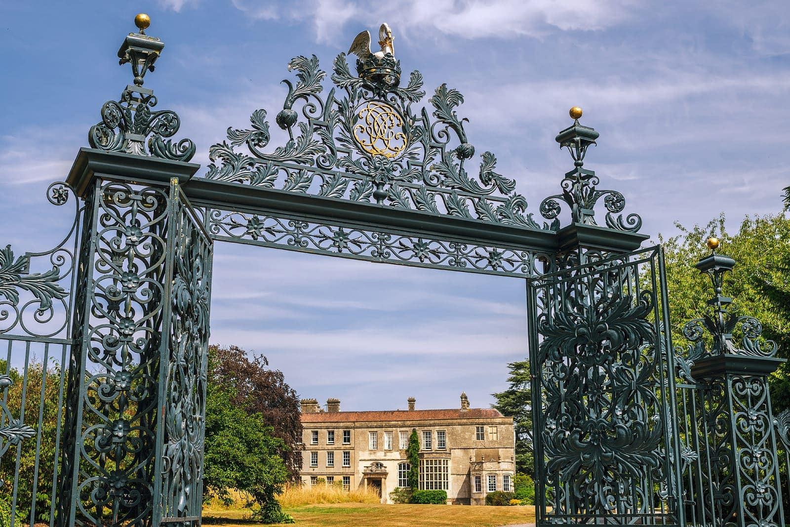 Elmore Court Cotswolds wedding venues