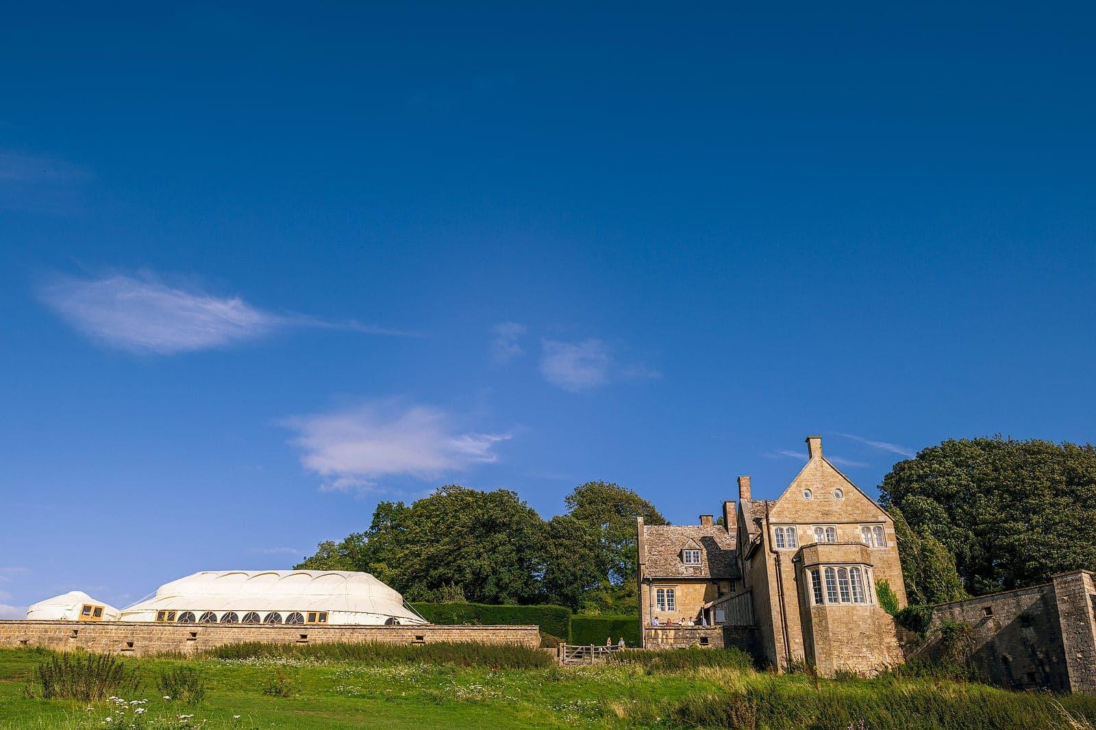 Hilles House Cotswolds wedding venues