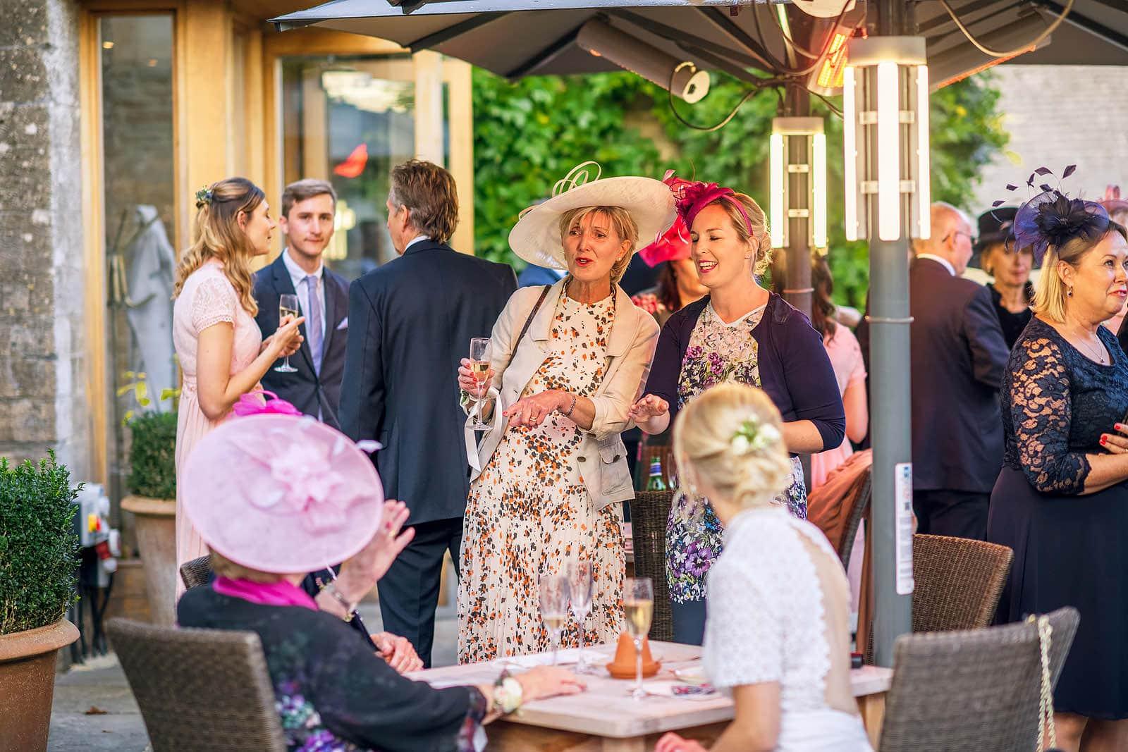 Calcot Manor & Spa wedding
