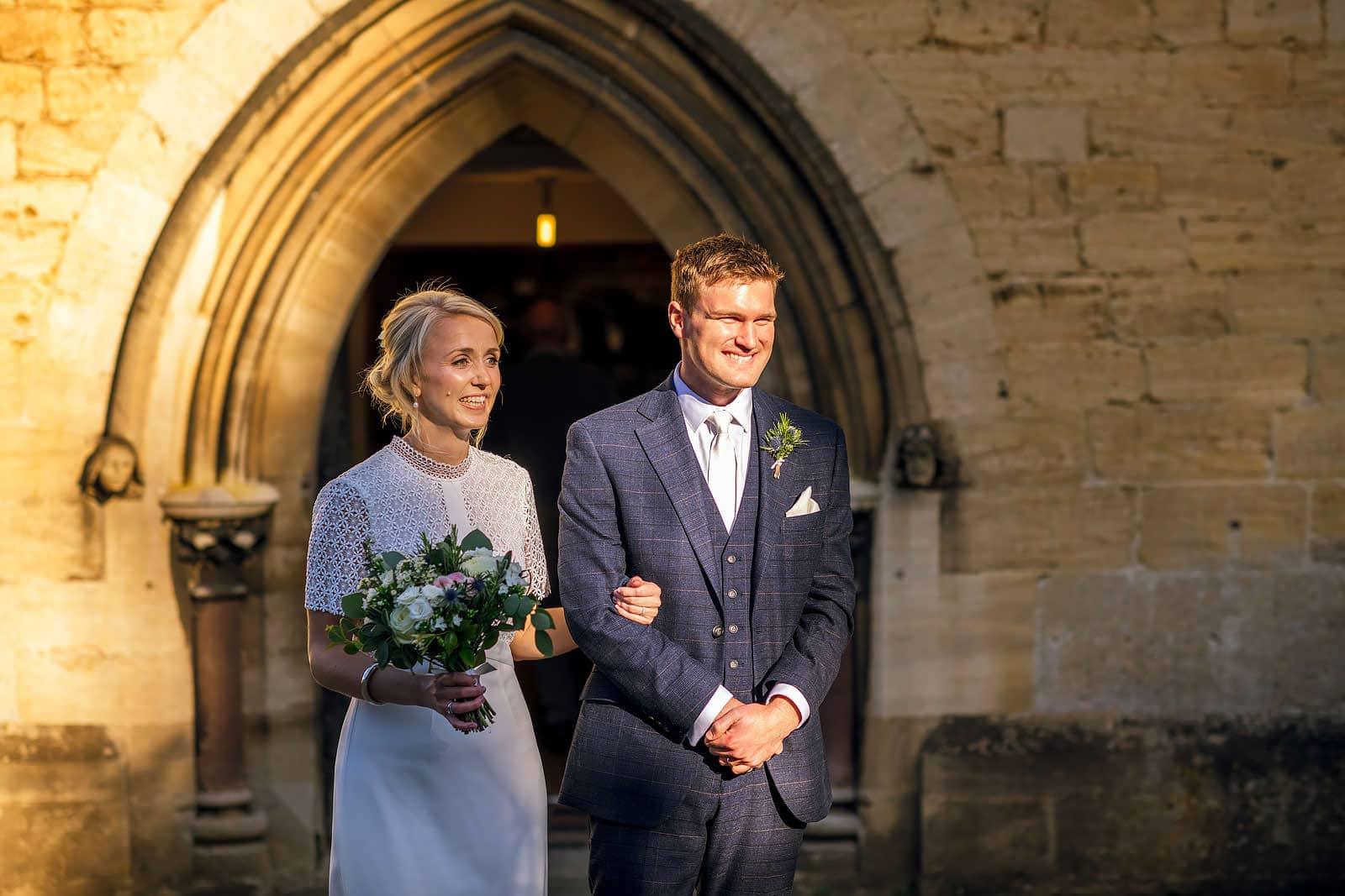 Wedding at Calcot Manor