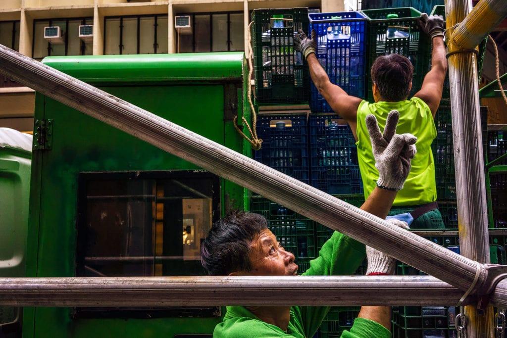 Fuji film street photographer Dan morris
