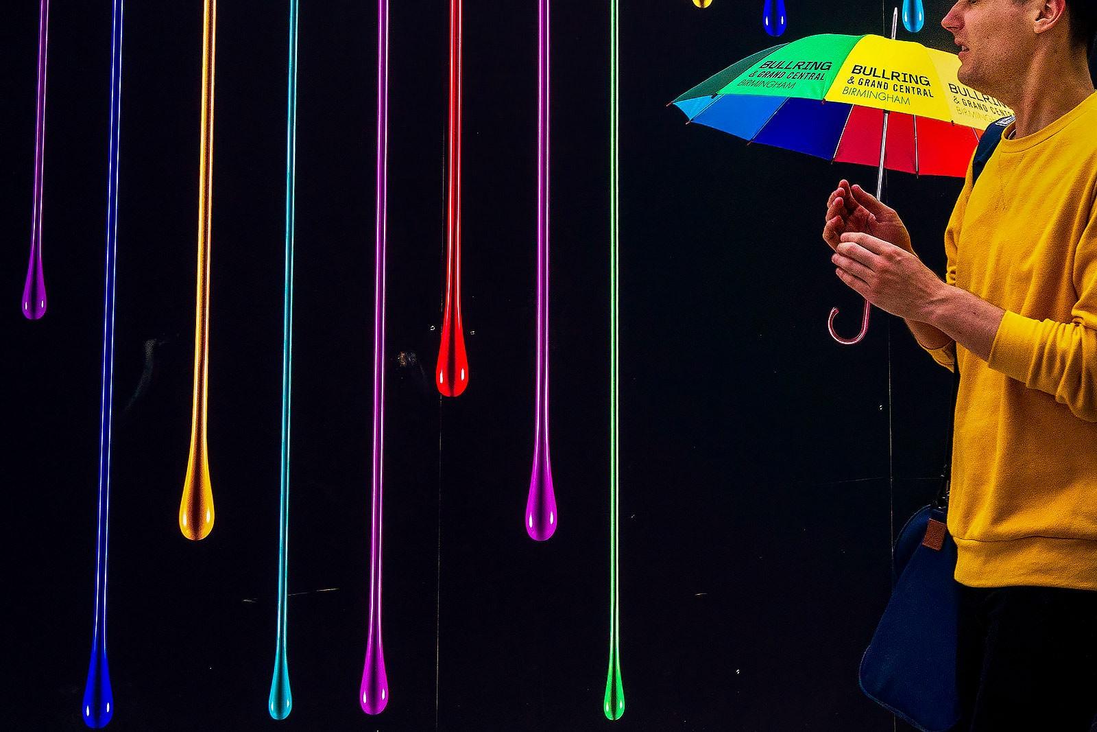 UK street photographer Dan Morris