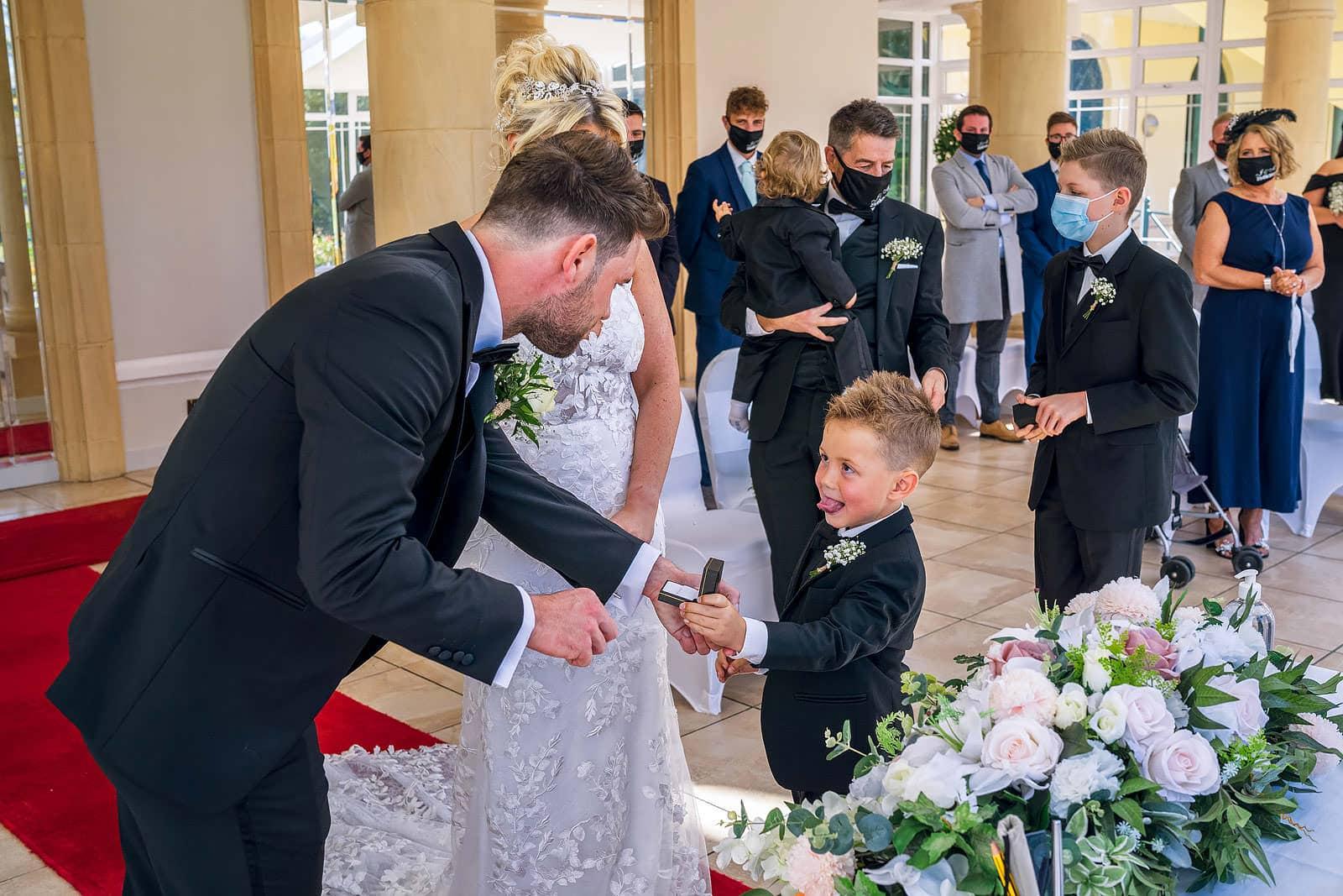 One of Wales best wedding venues