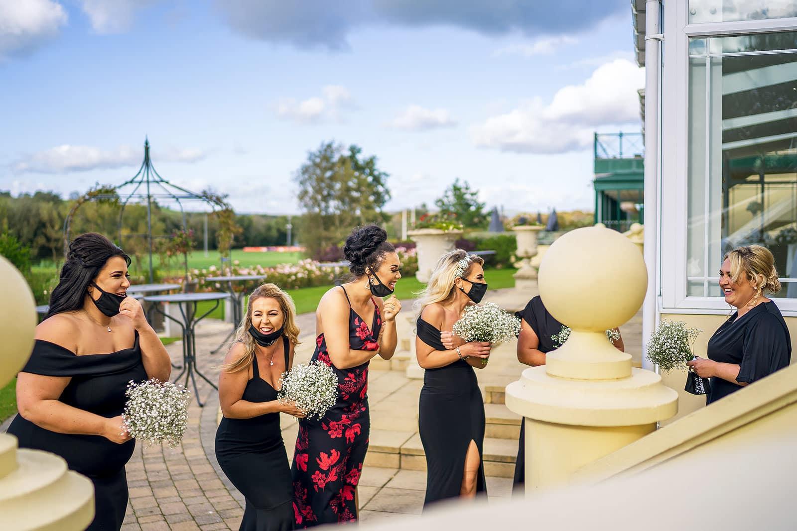 Hensol Castle wedding photographer