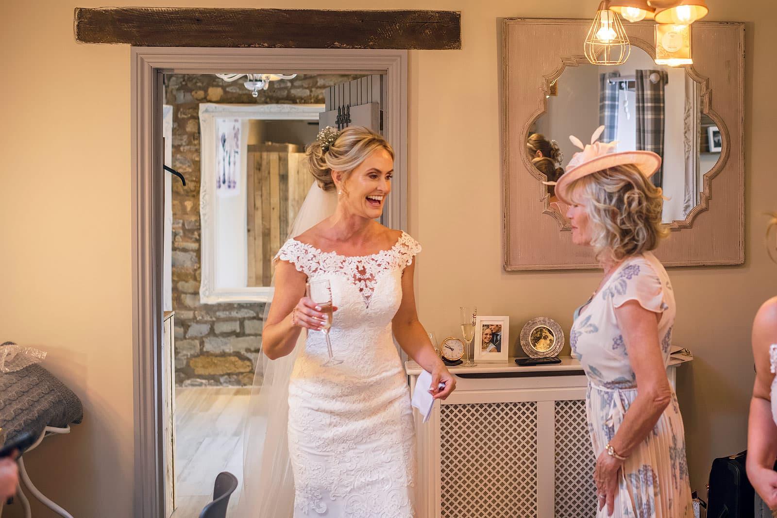 Bridal prep photographed by Dan Morris
