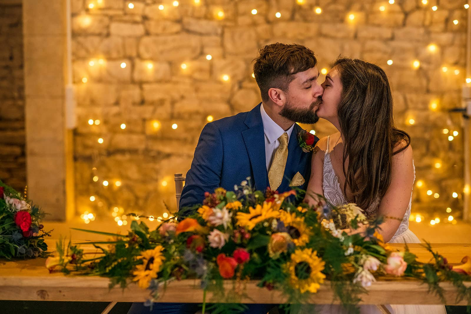 Wedding photography at The Great Tythe Barn