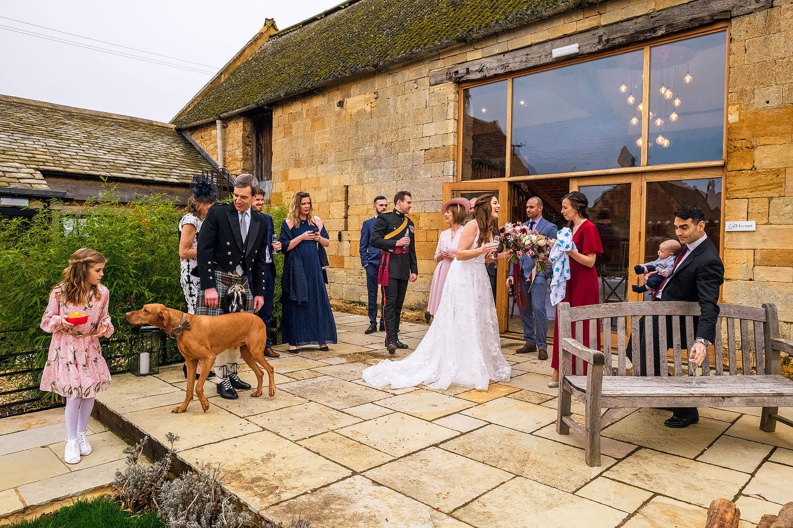 Norton Grounds Wedding photography