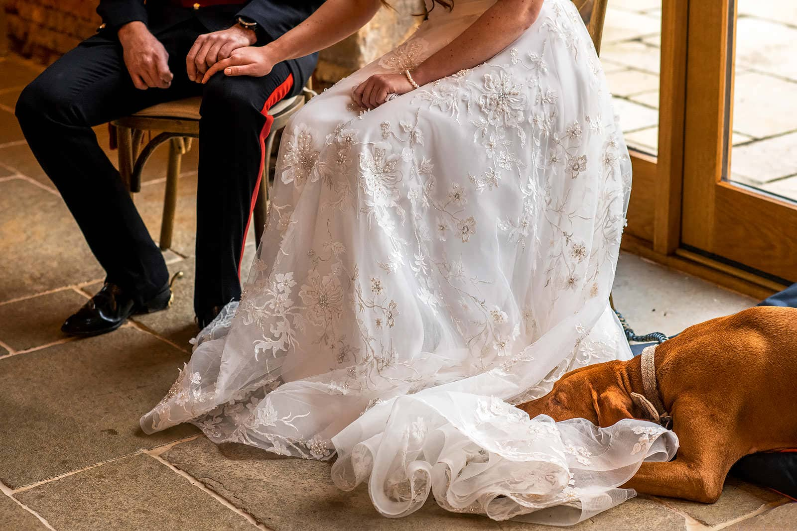 Norton Grounds Wedding