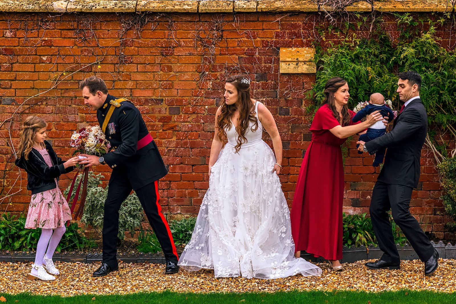 Norton Grounds Wedding photographer