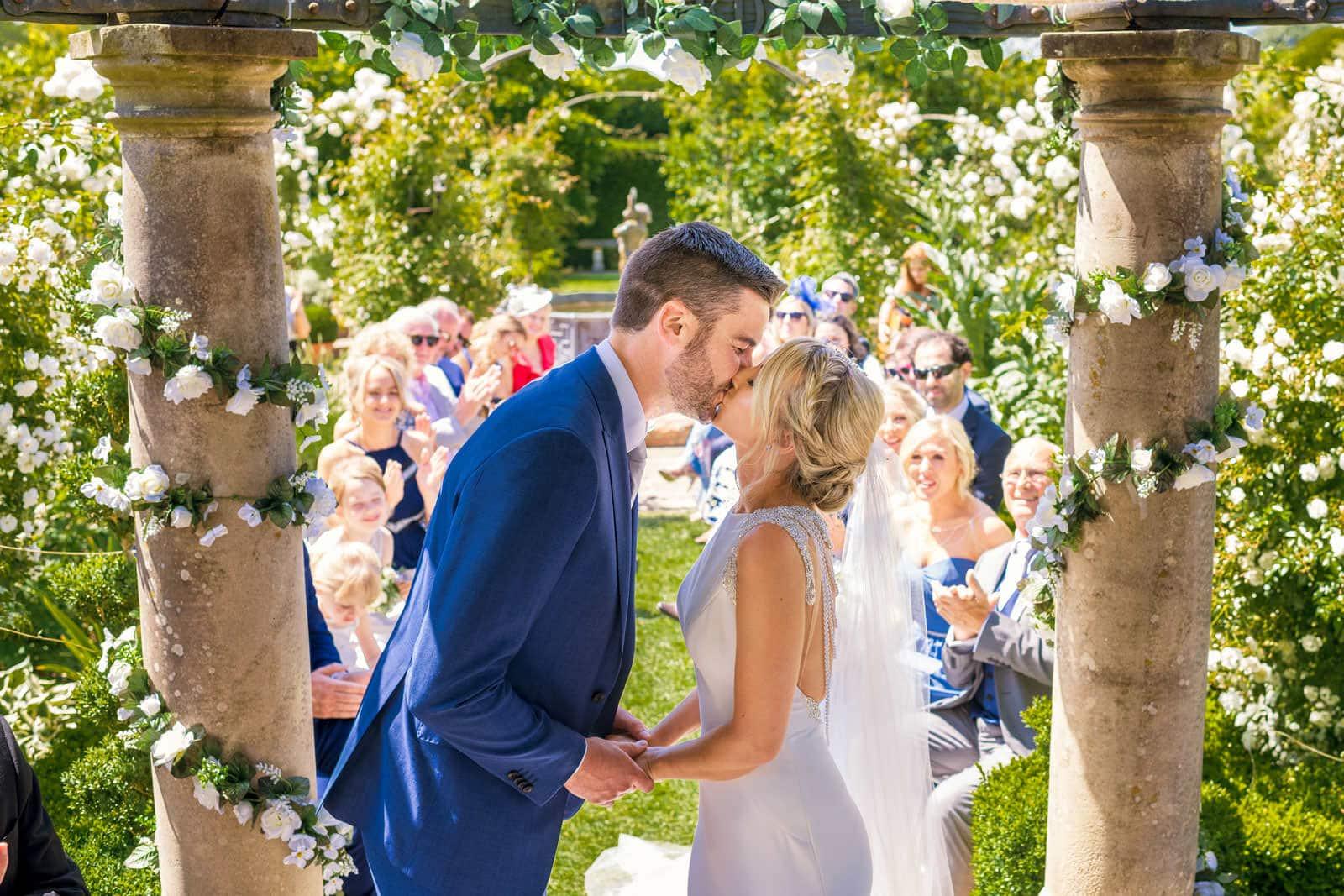 Wedding photographer Birtsmorton Court