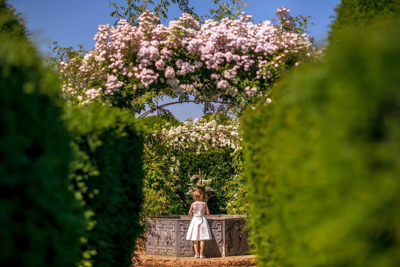 Wedding photography Birtsmorton Court