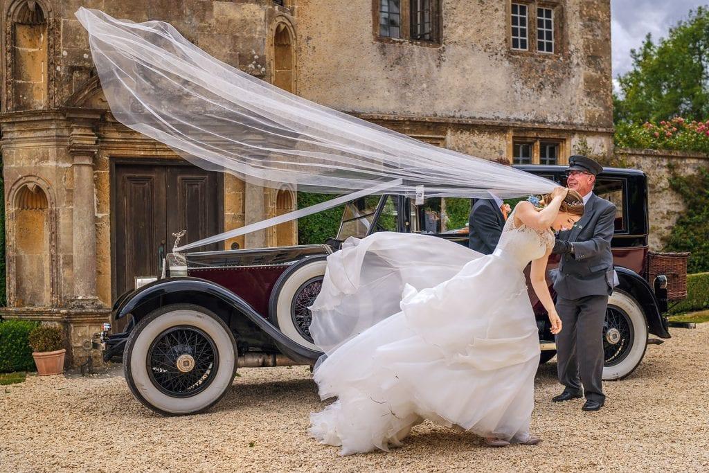 Hamswell House wedding