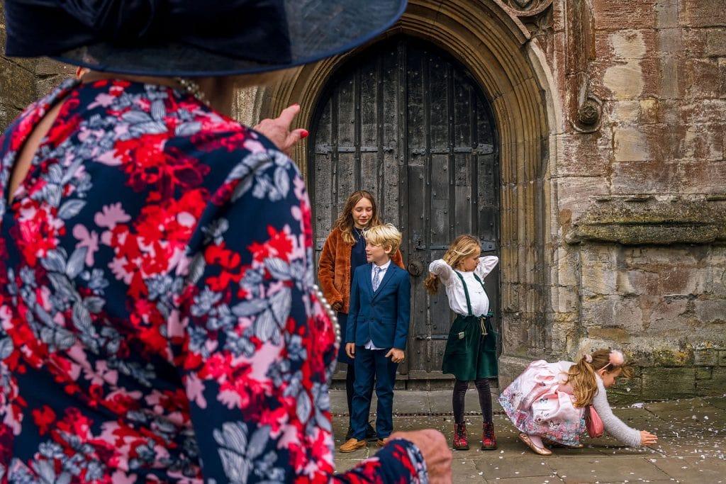 Kings Head Cirencester wedding